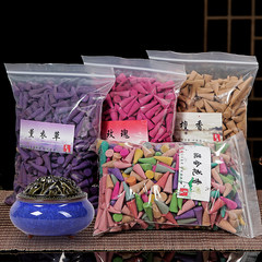 Thailand tower incense incense incense and sandalwood grain back bedroom household indoor toilet deodorization mosquito repellent incense blend About 280 bags of grain / send incense