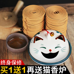Sandalwood incense incense incense household bathroom indoor toilet deodorization aromatherapy incense bedroom air purification blend Natural incense