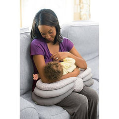Breast-feeding pillow stereotypes pillow can adjust the height of waist - protecting baby pillow man Adjustable pillow