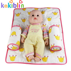 Baby fixed waist correction head type crown pillow baby anti-roll pillow children anti-fall pillow s crown