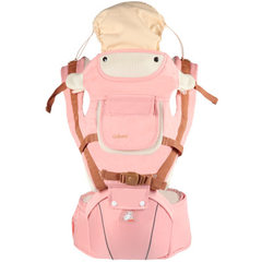 Jiabexing baby back to the baby back to the waist stool breathable four seasons multi-functional hol Rouge powder