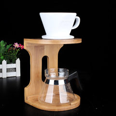 HYU coffee press stand filter cup coffee hand brew set coffee set coffee set coffee set coffee set A-2 coffee breather