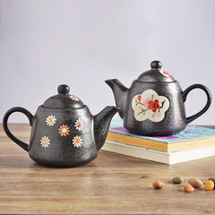 Originally, it was a single teapot with delicate hand-painted Japanese style and wind Daisy small single pot