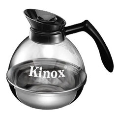 Hong Kong jianleshi 8892kinox304 stainless steel can keep warm and can be heated by hand into an Ame transparent 1.8 L