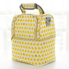 Mummy bag fashionable new style portable mummy bag multifunctional capacity thickening heat preserva Orange,