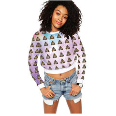 European and American style new 3D digital printing stars gradually change color half section vest f Graph coloring All code