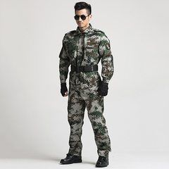 Autumn long sleeve camouflage suit manufacturer jungle digital student military training suit outdoo General suit 155 yards