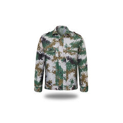 Jungle digital camouflage suit for the army, summer woodland outdoor army fan military training suit 07 digital XXS