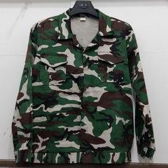 Outdoor camouflage jacket men`s classic fishing suit military fan suit construction site camouflage  Classic camouflage, can be noted in dark light color 39