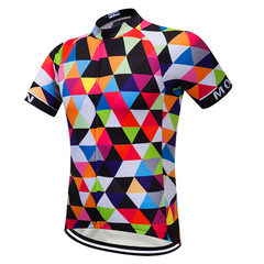 2018 new cycling jacket, sweat and breathable mountain bike team wear manufacturers direct cross-bor 1 s.