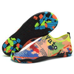 Diving shoes snorkeling shoes speed interference shuisu shoes outdoor beach shoes men and women swim 988 map 35