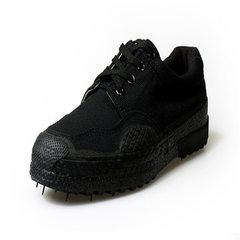 Wholesale genuine 99 camouflage training shoes black men`s military shoes camouflage training shoes  Black combat shoes 35