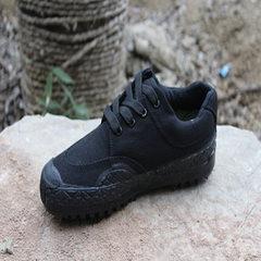 Wholesale genuine 99 black training shoes spring work training double bottom training shoes combat l black 38