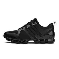 New Korean version of fashionable shoes men`s Kim baylor autumn trend sneakers men`s football fashio black 39