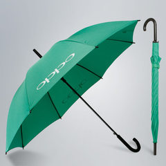 oppo直杆伞 广告伞定做 雨伞定制 礼品伞赠送可印logo 厂家直销 可定制 23寸