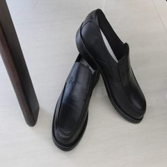 In 2018, jaffe shoes soft-soled recreational men`s shoes with soft soles and soft surface were used  black 39