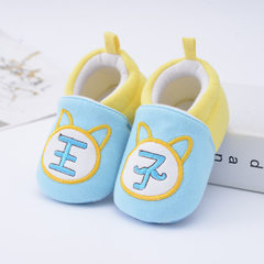 Autumn and winter high quality Babyshoe with baby shoes anti-skid baby soft-sole shoes Babyshoe The prince 12