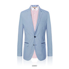 Men`s plaid suits, casual suits, jackets, and Polaris The picture color 46 a (a) 170/88