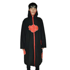 Cosplay anime costumes ninja xiao organization cape ah weasel cape cosplay clothing cape Standing collar cape (xiao organization) s.
