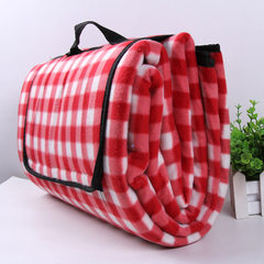 Wholesale outdoor travel MATS 200*200 lawn tents waterproof moisture - proof picnic MATS grid 200 * 200