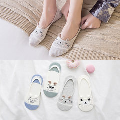 New products of spring and summer, Japan is a three-dimensional cartoon animal, all cotton female so Design is A This is for adults