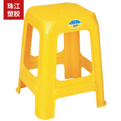Plastic stool high plastic stool high plastic stool low pressure fall school no. 11 office stool thi The number 11 high chair (25/ piece) is red