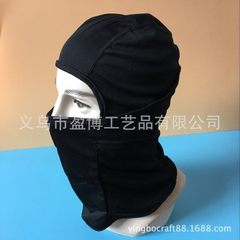 Amazon balaclava riding headgear CS tactical flying tiger riding helmet equipped with windproof moto black All code
