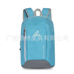 2016 new style riding bag multi-functional outdoor sports backpack bicycle bag outdoor backpack spot Shallow blue 17