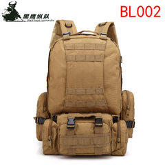 Men`s travel backpack Oxford cloth outdoor backpack army camouflage tactics backpack backpack hiking khaki