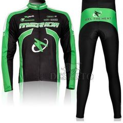 The new style of fashionable long-sleeve mesh men`s cycling wear in the autumn of 2017 is made of mo The picture is subject to 1. xs