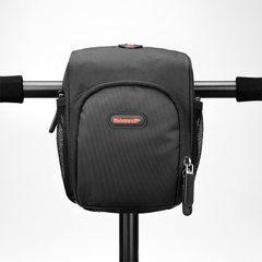 RHINOWALK犀牛 自行车把包单车前包防水骑行手机包多功能电动车包 T910黑色 T910
