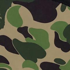 厂家代购货源鲨鱼口罩猿人夜跑死飞骑行潮牌滑雪面罩保暖包装吊牌 绿迷彩 均码