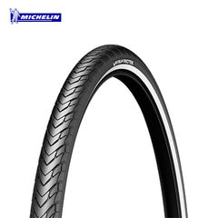 Michelin bicycle tire 26*1.85 anti-puncture high speed semi-bald head 1.95 low-resistance mountain b Protek 26 * 1.85