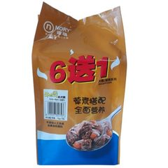 Nori dog meat clay pot fresh bag 75g*7 fresh meat bag dog wet food 6 send 1 pack of baby dog fresh b Dog beef pot
