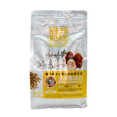 Guanbang teddy-pup dog milk cake food 1.5kg for pregnant and lactating puppies NaiGao food