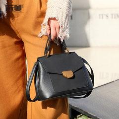 Women`s bag wholesale 2018 new fashion style Korean version of the one-shoulder oblique satchel bag  green