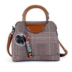5832219 case children`s bag 2018 new style handbag women`s bag european-american style single should blue