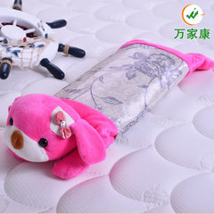 Ten thousand kang small ice silk children`s pillow lovely cartoon plush toy baby pillow household te 20 * 45