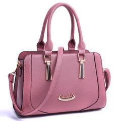 包包女2018新款 韩版女士手提包 单肩斜挎包气质杀手包 一件代发 黑色