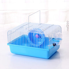 Boer factory wholesale direct sale hamster cages large rural baby cages blue