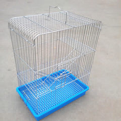 Guinea pig cage squirrel squirrel cage squirrel cage large scale long cat cage Mixed color