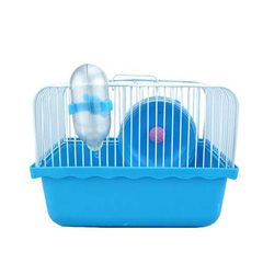 Hamster cage hamster small field cage hamster supplies hamster nest Mixed batch of