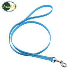 Amazon cross-border pet products traction with dog traction rope waterproof reflective dog rope manu blue 1.2 m * 16 * 2.5 mm