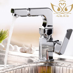 Bathroom faucet hot and cold wash basin sink sink sink sink sink sink sink sink stage face basin fau No inlet pipe