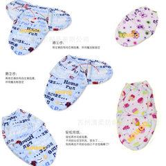 婴儿襁褓 绒毯襁褓  抱毯 睡袋 婴儿用品 婴儿睡袋保暖防踢防滚 大猫头鹰
