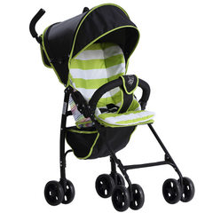 Baby stroller baby stroller baby stroller baby stroller light folding baby stroller umbrella cart red