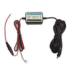 2A降压线智能车载通电宝行车记录仪车充带低压保护过流保护 902