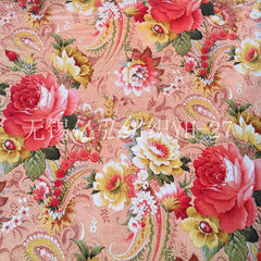 Factory direct selling yh-27 all cotton 40 active cotton print 133*100 anti-feather cloth core fabri Design and color
