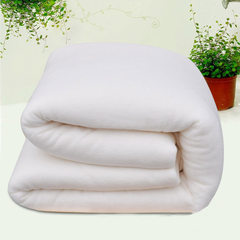 Guiyang bedding cotton quilt thickening winter quilt core double spring and autumn quilt manufacture white 1.8 * 2.0