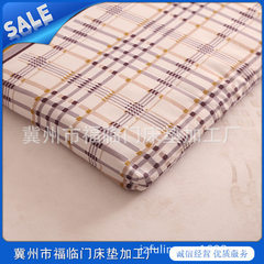 Manufacturer produces student dormitory mattress hard cotton mattress student mattress quick consult Bars, green,